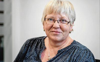 Fast taub gewesen: Wie Ingrid Wilhelm wieder hören lernte